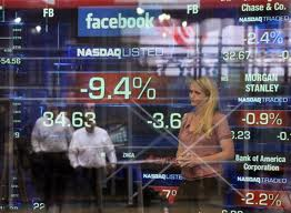 Facebook IPO disaster